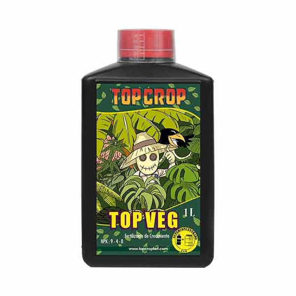 Fertilizante Vegetativo Top Veg 1L
