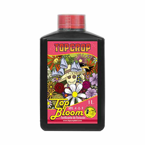 Fertilizante Floración Top Bloom 1L
